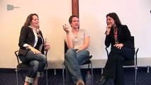 """Samantha Ferris, Traci Dinwiddie & Chad Lindberg from """"Supernatural"""" on Serieasten.TV"""