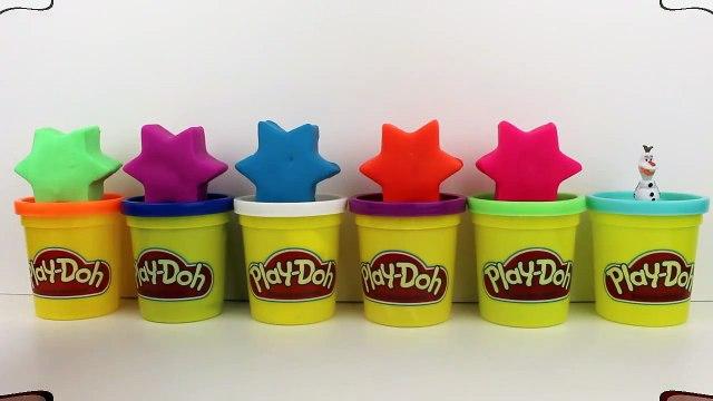 Play-Doh Surprise Toys Minions Peppa Pig Frozen Shopkins Minnie Mouse Nemo
