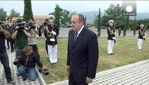 """В Цхинвали и Тбилиси отметили 7-ю годовщину """"пятидневной войны"""""""