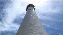 El histórico faro de Cabo Florida, un paraíso de playas y naturaleza