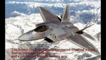 Fifth-generation Jet Fighter - F22 Raptor
