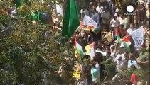 Cisjordanie : funérailles du père du nourrisson tué dans l'incendie provoqué par des extrémistes juifs