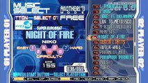 beatmania IIDX 6th style - NIGHT OF FIRE(A)