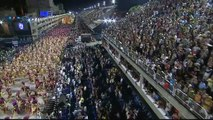 Acidente com câmera da Globo no Carnaval