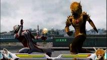 Ultraman Mebius in Ultraman Fighting Evolution 0