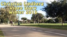 Christian Lindberg Trombone Tip no 11 and Video Diary Winter 2015