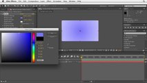 After Effects CS6: Building backgrounds with effects   lynda.com tutorial