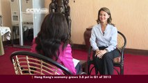 Melinda Gates Interview on Agricultural Transformation in Africa
