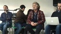 Beppe Grillo incontra il Movimento 5 Stelle Sicilia 1