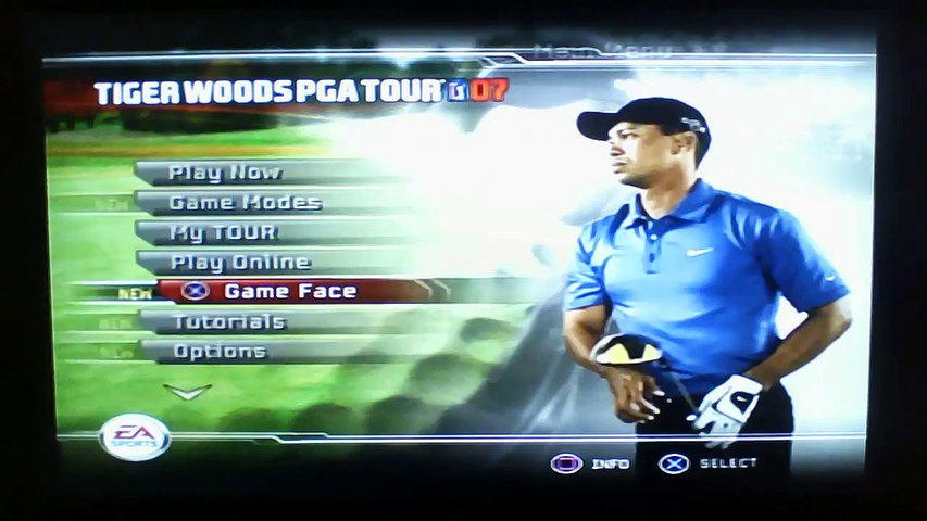 The Gamers: Tiger Woods pga tour 2007 (PS2) Skillzone
