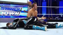 Zack Ryder vs. Stardust   SmackDown, Aug. 6, 2015