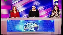 Pakistan idol Episode 22 by geo Entertainment - 16th February 2014 - part 4