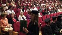 Lányom diplomaosztója Szeged Gyógyszerészeti kar