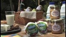 leche de cabra la Pampilla Ecuador queso y manjar de cabra