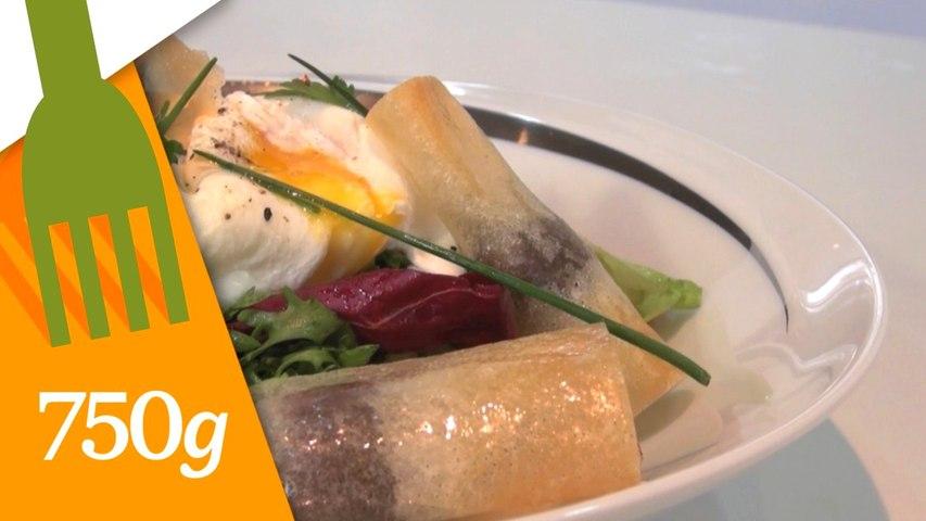 Recette de Salade de gésiers - 750 Grammes