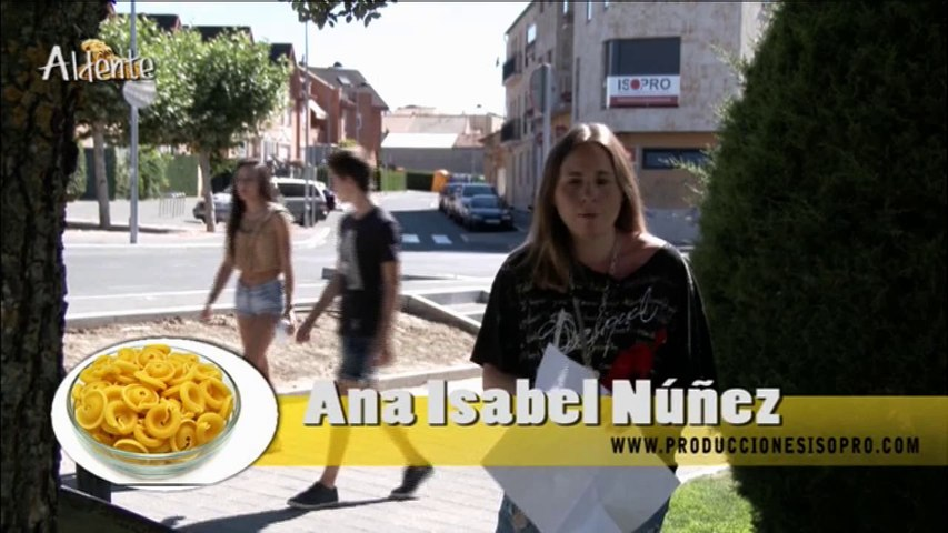 PROGAMA 125 ALDENTE Salamanca 29 07 2015