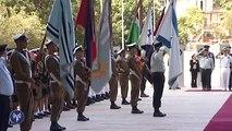 IDF Honor Guard For Gen. Martin E. Dempsey