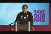 Rally To Save Our NHS: Jim Fahie