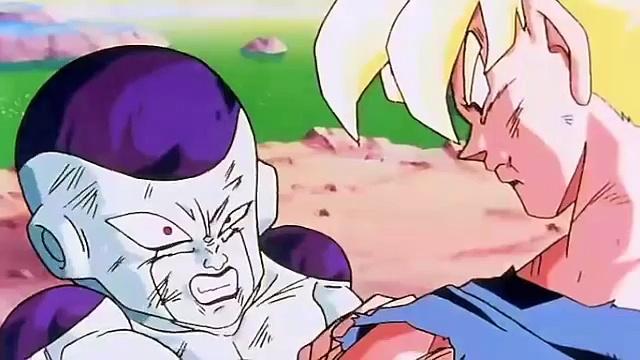 Goku vs Frieza AMV Linkin Park - Numb