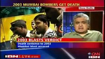 ROW OVER DEATH ROW !::3/3::CNN-IBN Panel Debate:: Death Penalty The Ultimate Deterrent To Terror???