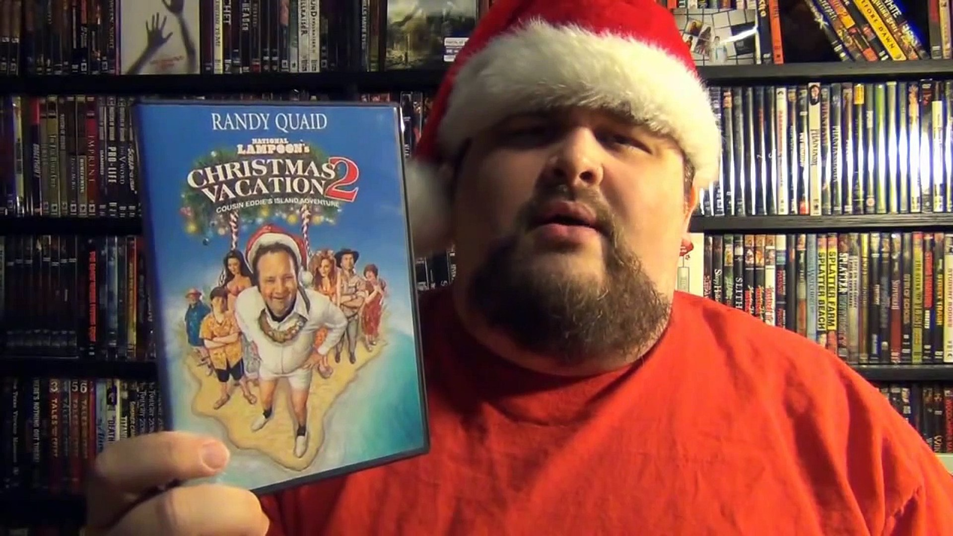 Randy Quaid Christmas Vacation.Christmas Vacation 2 Cousin Eddie S Island Adventure 2003 Tv Trailer