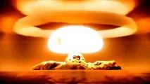 Взрыв атомной бомбы АН602 (она же «Царь-бомба»)