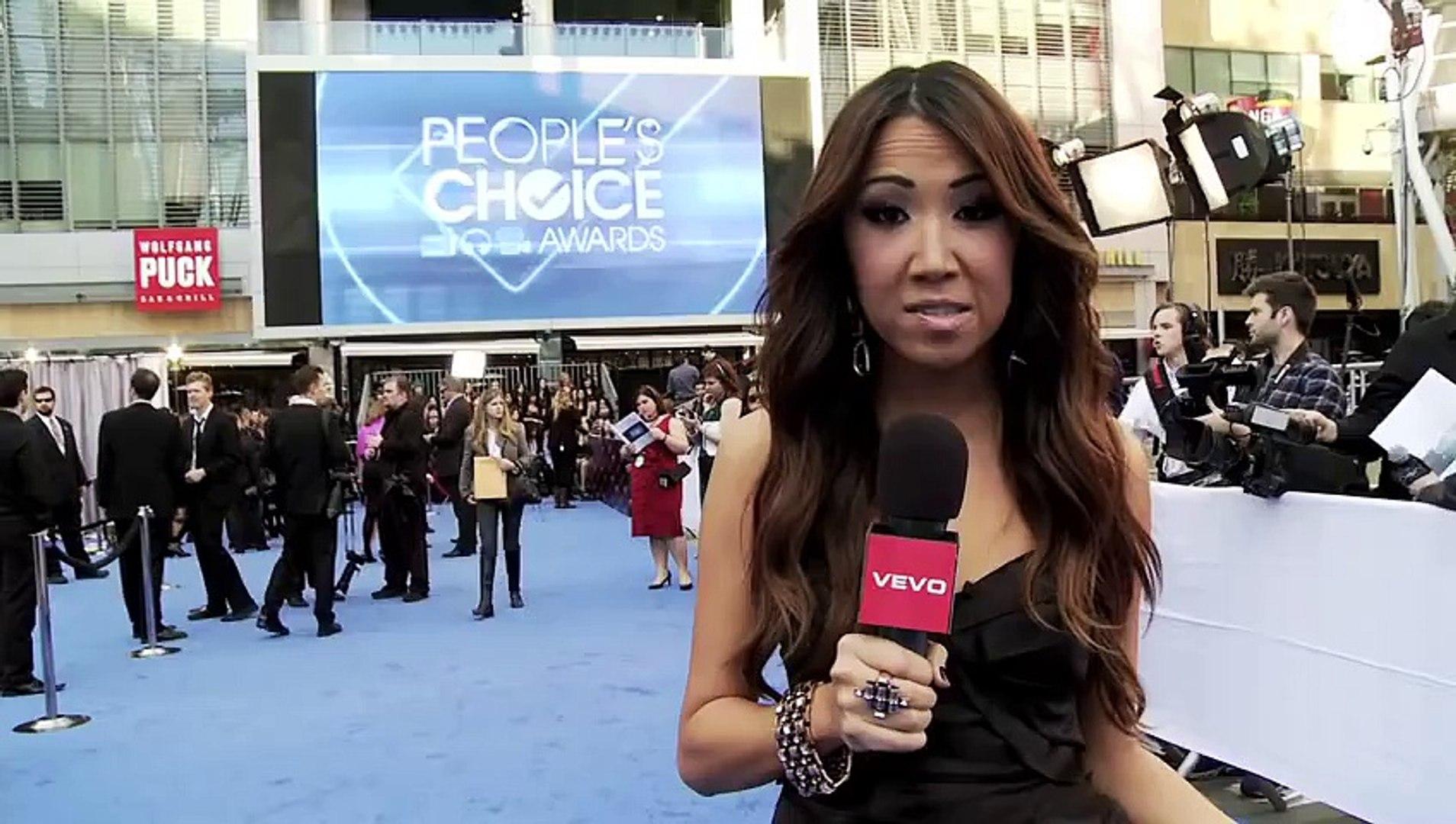 VEVO - VEVO News  People's Choice Awards 2011