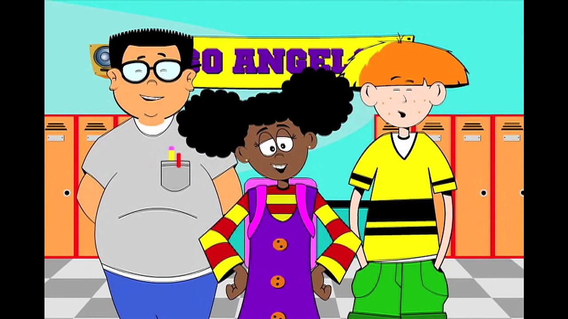 Dex Davis: Christian Cartoon Animated Web Series Video - Episode 7
