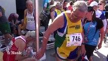 Participer au mondial du 100 mètres senior à plus de 90 ans