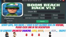 ***** How to Boom Beach Hack Cheats [Add Diamonds/Wood/Gold] - Gold #####