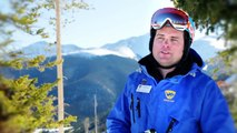Lesson Learned, Skiing Moguls with Ease