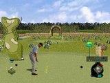 "Tiger Woods PGA Tour 2000 - ""Intellivision PGA Golf"" front nine"