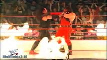 Kane vs. The Undertaker Highlights - HD Unforgiven 1998