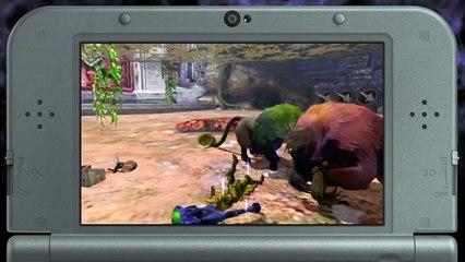 Contenu DLC du mois d'Août de Monster Hunter 4 Ultimate