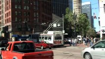 San Francisco MUNI Trackless Trolley Lines 1,3,4,5,14,21,30,31,45,and 49