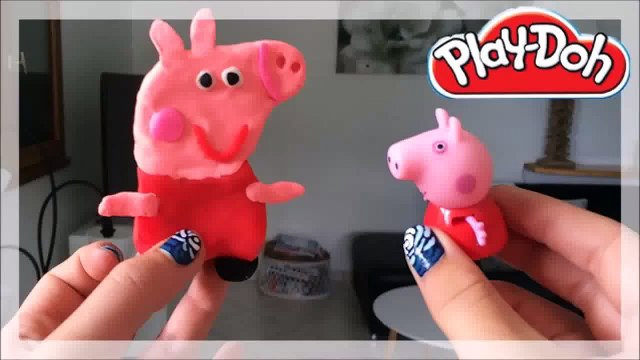 Peppa Pig Play Doh & Toys Frozen My Little Pony