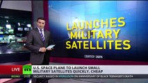 US to develop reusable spacecraft to launch military satellites quickly & cheaply