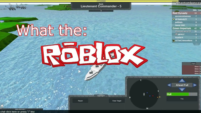 Imperium Hack Roblox What The Roblox Le Boat Flying Glitch Video Dailymotion