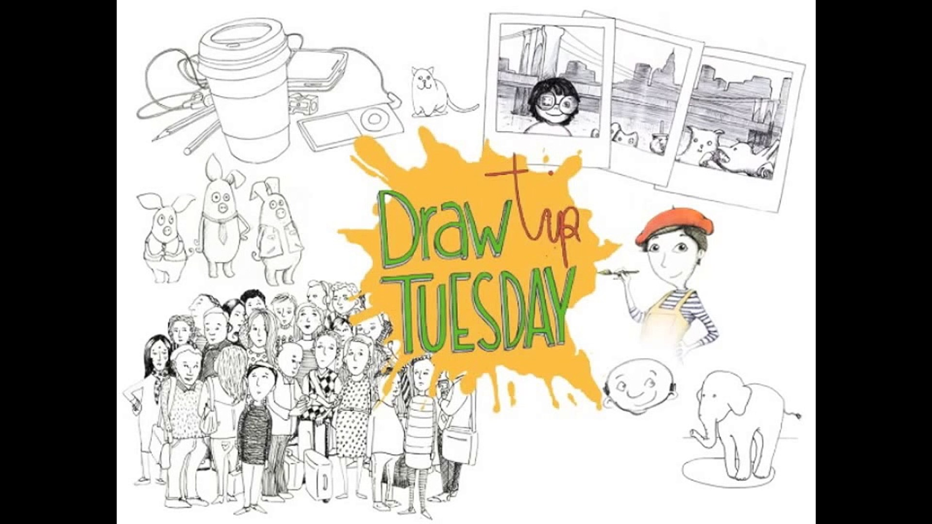 Draw My Life Draw Tip Tuesday Ballpoint Hatching
