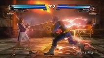 Tekken Tag Tournament 2 Jun - Asuka Tekken Tunes Tekken 2- Lei Wulong Theme