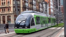 TRANVIAS DE BILBAO The tram of Bilbao Pais Vasco