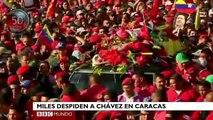 Boletín: Miles de venezolanos lloran la muerte de Hugo Chávez y otras noticias