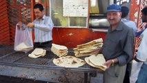 Shiraz | Baker | Delicious Iranian Bread | Street Scenes | Travel to Iran 2012 | Trip to Persia