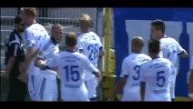 Goal Gerlach - Jena 1-0 Hamburger SV - 09-08-2015