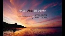 Photoshop CS6: Understanding pixels and bit depth   lynda.com tutorial