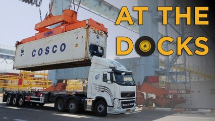 Trucks and Ships  | Videos For Children |  Toys for Boys