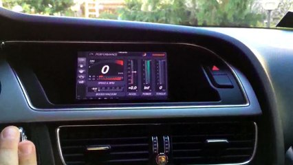 Audi A4 B8 Audiovideo Interface Mmi 3g Low Watch Video Online