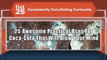 20 CRAZY EXPERIMENTS with COCA COLA !! Cool science experiments with COKE you must watch!