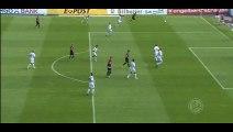 Goal Ekdal  - Jena 1-1 Hamburger SV - 09-08-2015