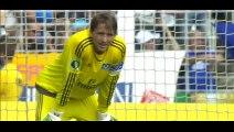 Goal Jovanović  - Jena 2-1 Hamburger SV - 09-08-2015
